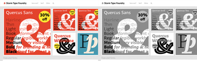 Storm Type Foundry