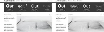 Monokrom Type Foundry