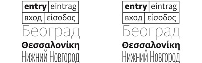 Greta Sans now supports Cyrillic and Greek.